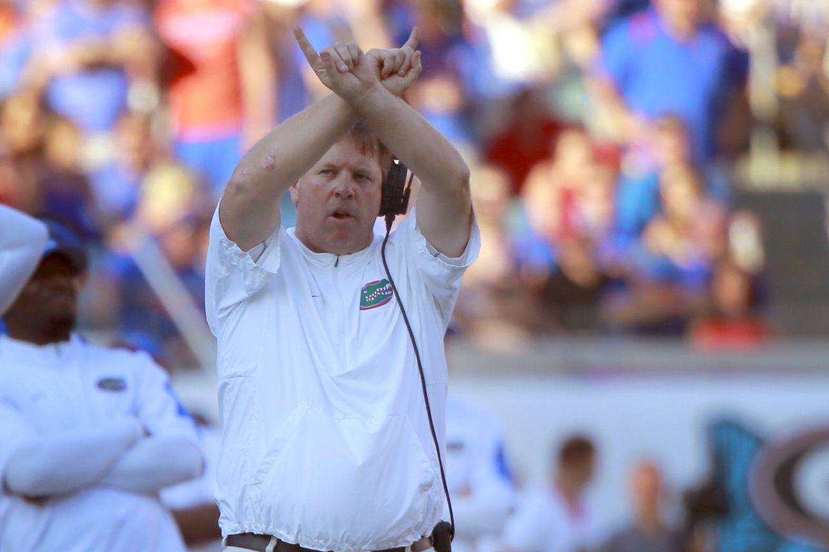 """""""Coach McElwain, who did you suggest was gon' give it to ya?"""""""