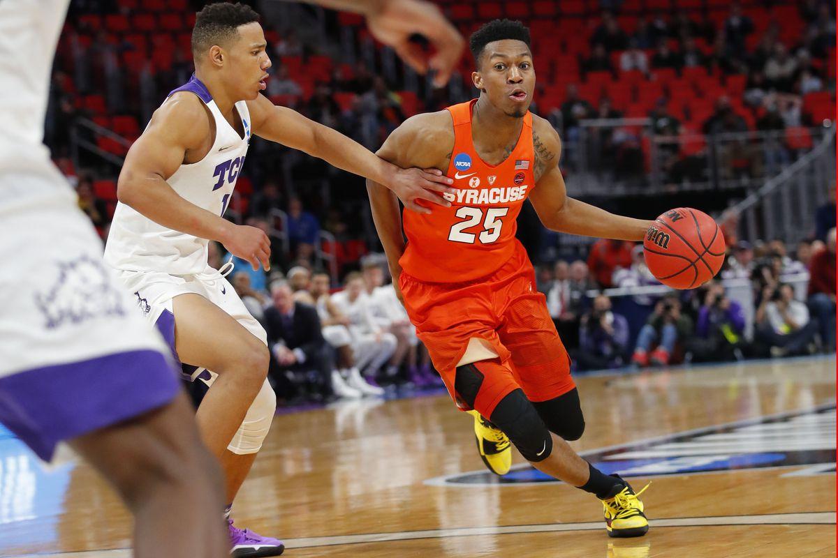 Syracuse Bracketology Update: Orange On Upward Trend After