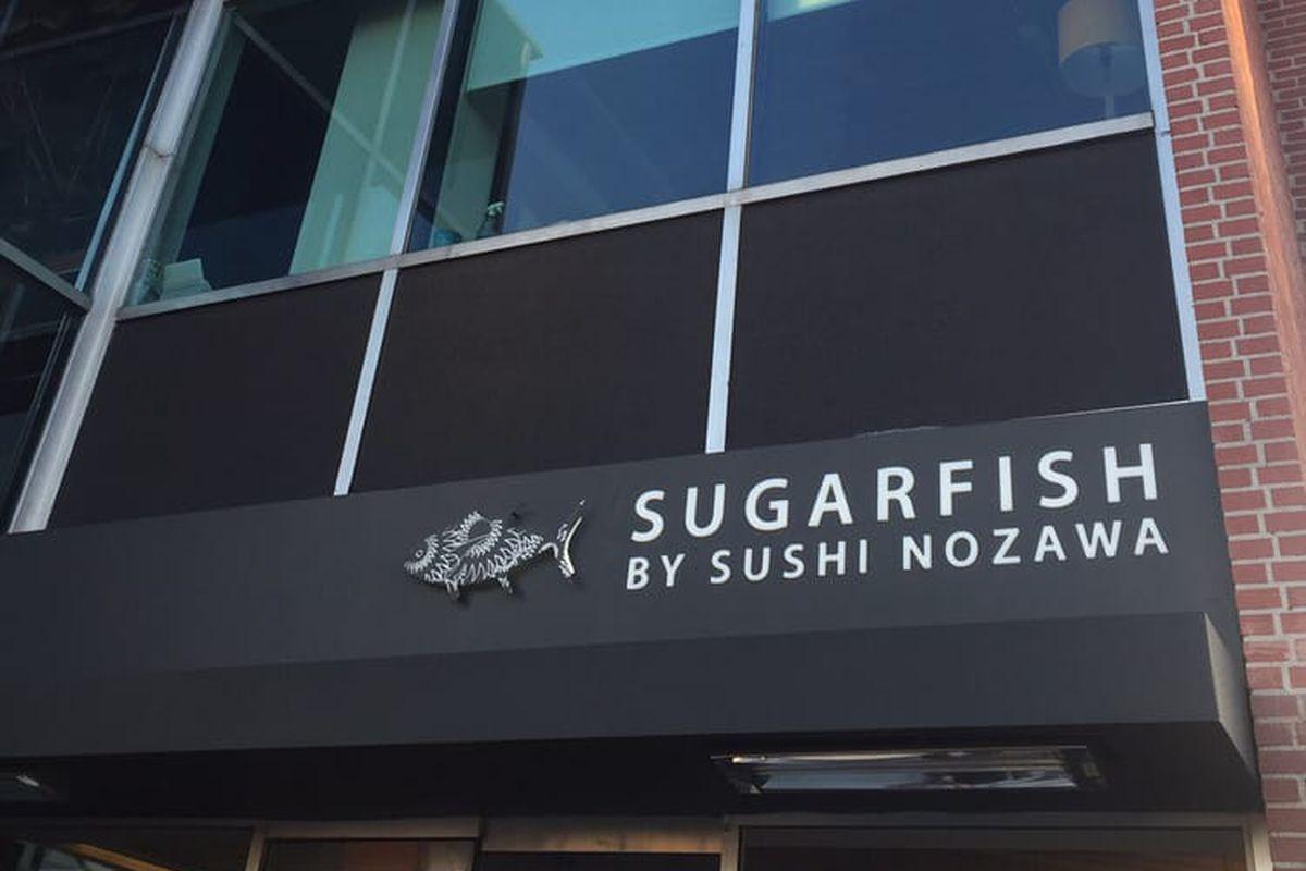 Sugarfish on La Brea