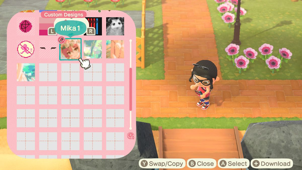 animal crossing new leaf patterns guide