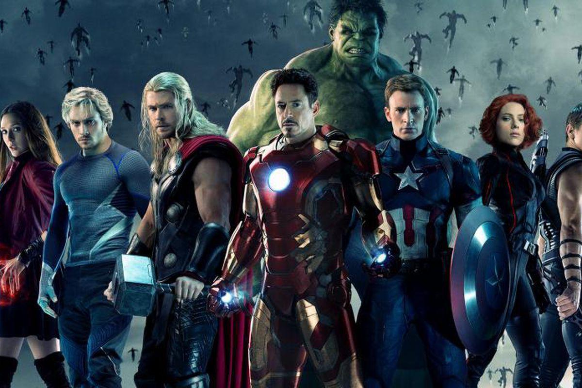 Disney Avengers Age of Ultron