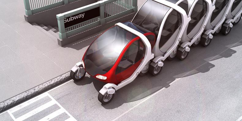 stackable citycars
