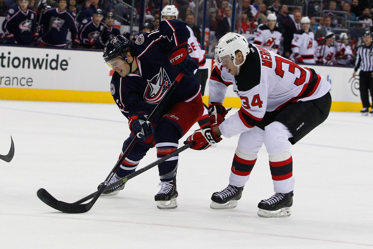 Devils & Blue Jackets face off for a big game within the Metropolitan Division