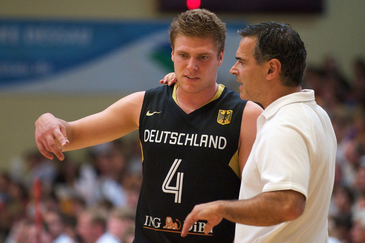 <strong>Iowa State junior guard Lucca Staiger is competing for the German A1 National Team at the European Basketball Championships.</strong>