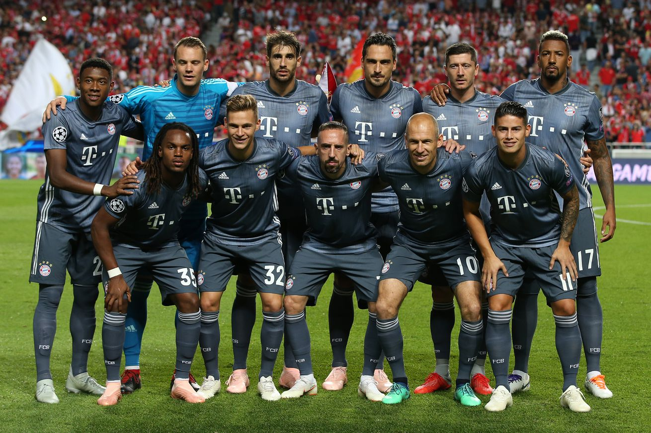 Daily Schmankerl: The aftermath of Bayern-Benfica; Tuchel and Henrique are already feuding; and MORE!