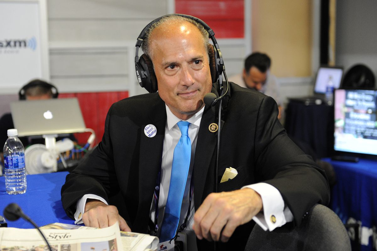 Rep. Tom Marino (R-PA) on a radio show in Cleveland, Ohio.