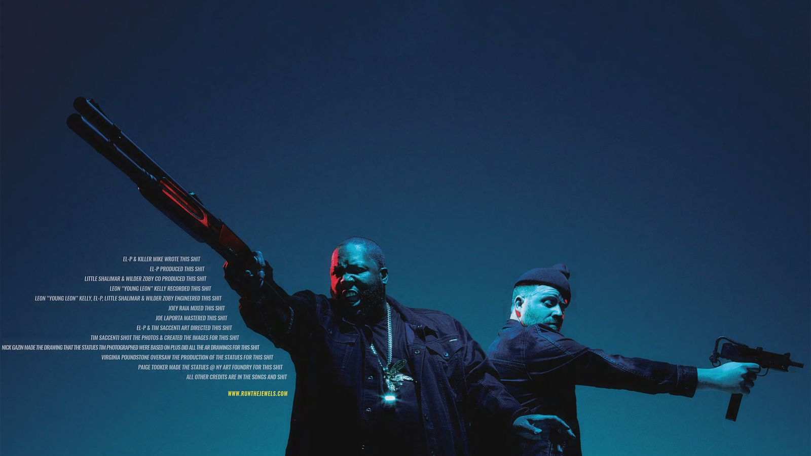 Run The Jewels 3 Is Available For Free Download The Verge