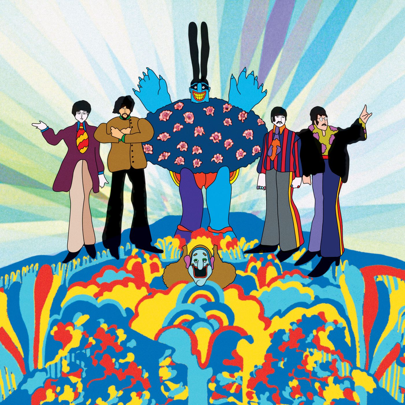 Experience Beatlemania this weekend with Yesterday and