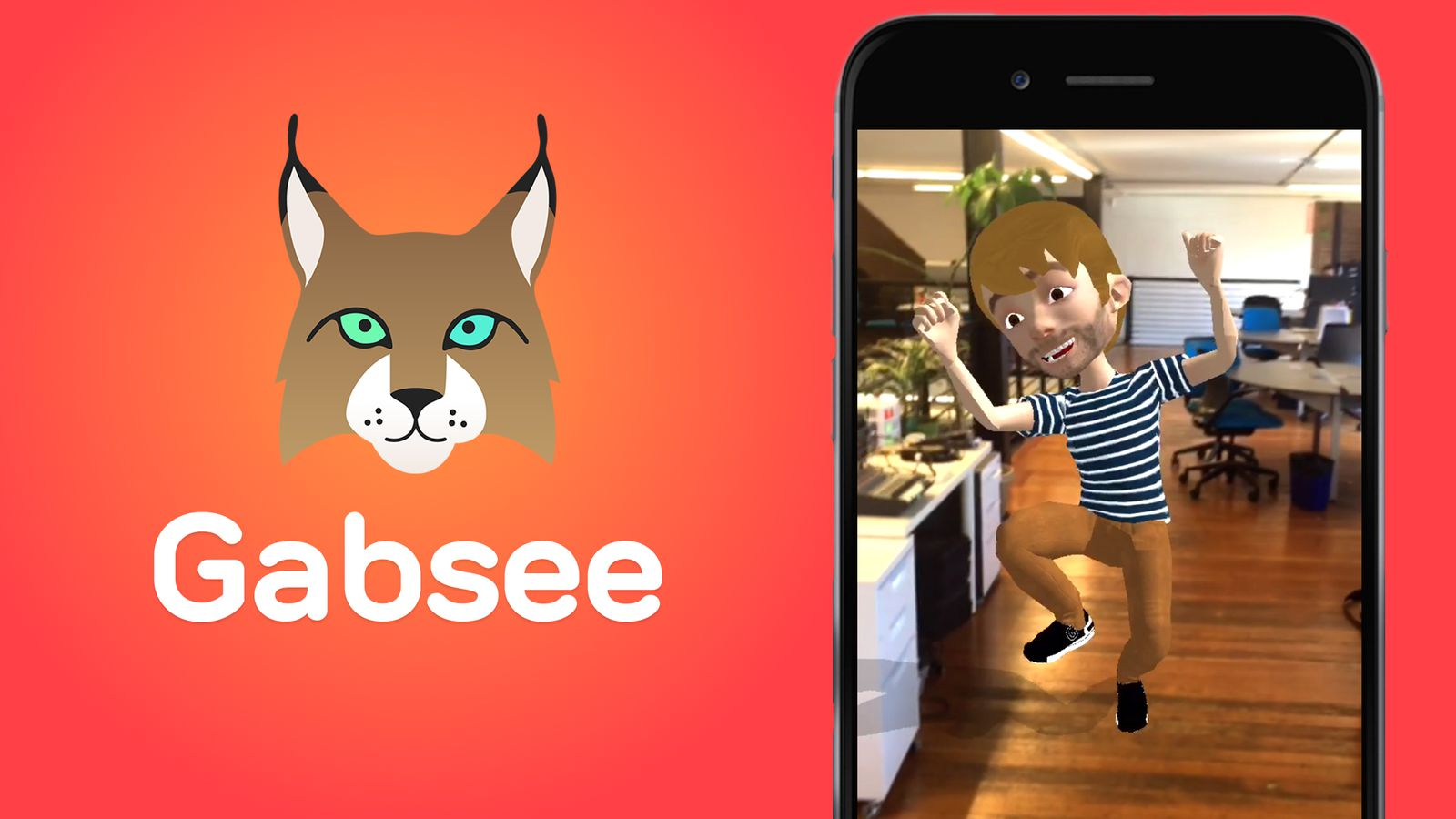 Gabsee's charming 3D avatars are the Bitmoji of the future