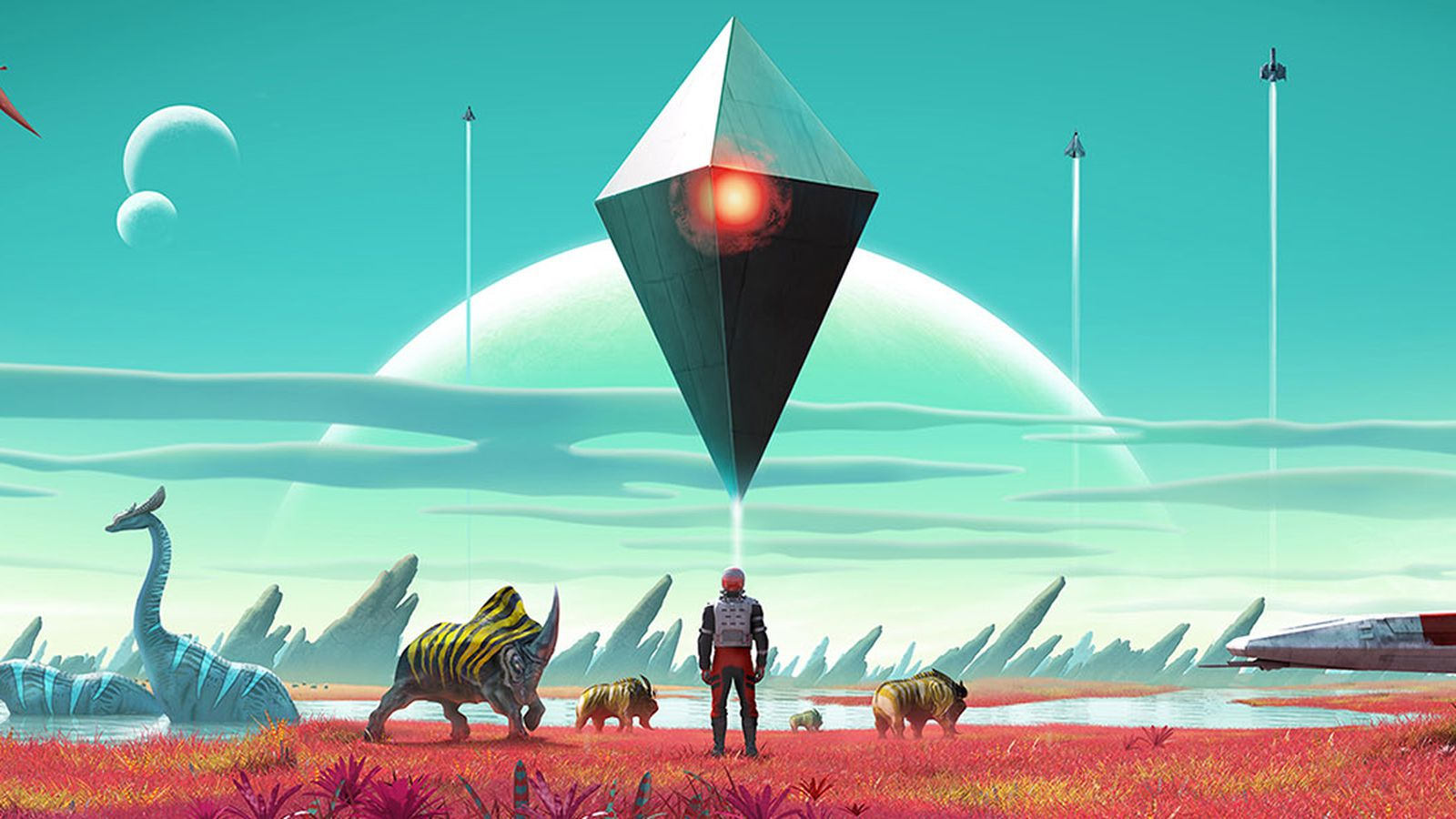 No Mans Sky Was A Pr Disaster Wrapped In Huge Sales Polygon