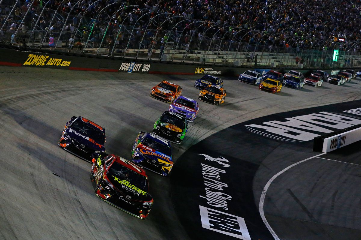 Bass Pro Shops NRA Night Race full video highlights from Bristol