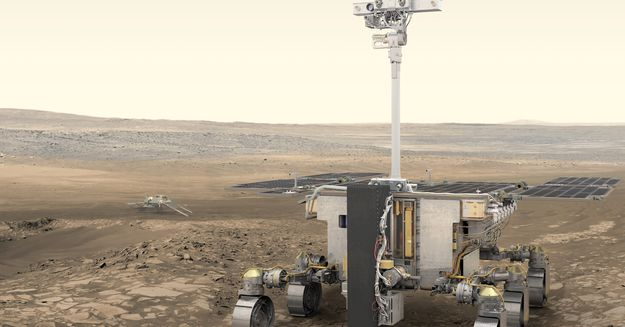 Europe's Mars rover will be named after chemist Rosalind Franklin - The Verge thumbnail