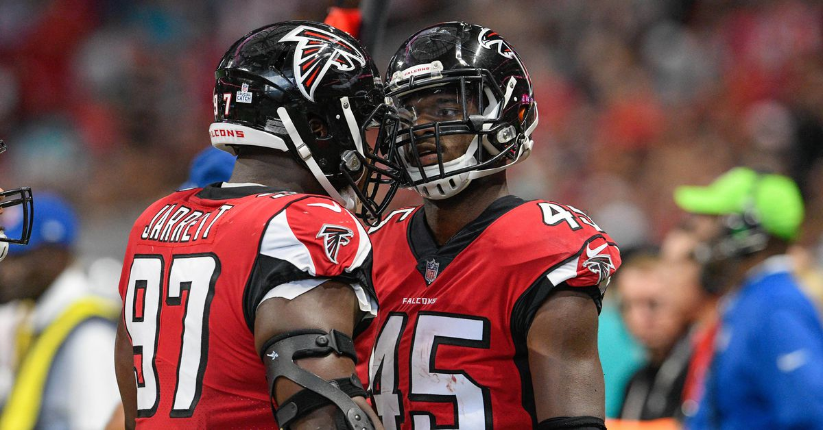 Discussing the Grady Jarrett deal and the future of the Falcons