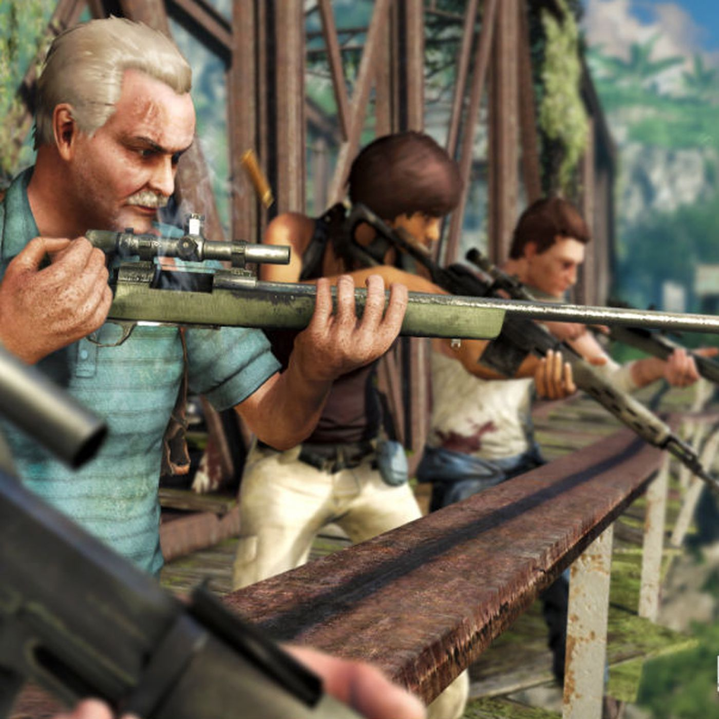 Far Cry 3 Map Editor Will Add Hundreds Of Choices Ai Options