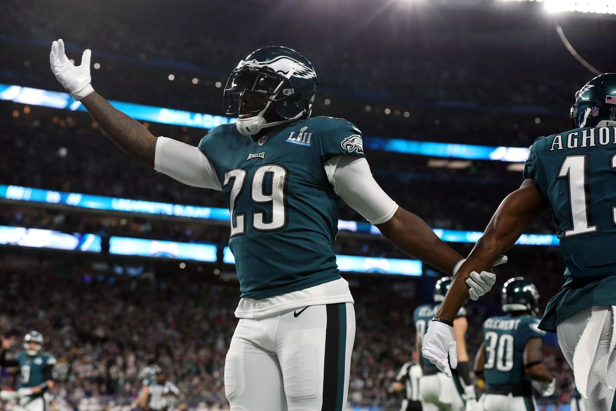 cheap for discount e7818 94acc LeGarrette Blount, Lions reportedly agree to one-year ...