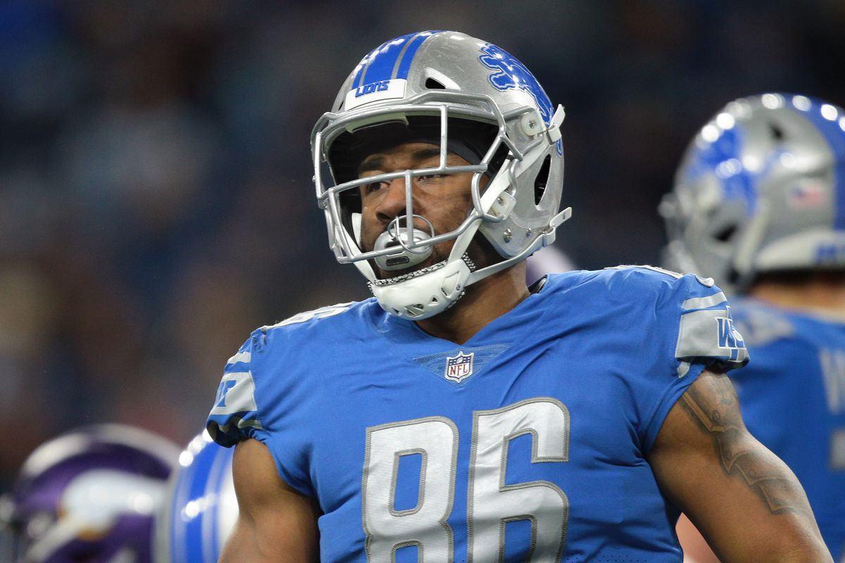 buy online e1e7d 4db94 Ranking the Detroit Lions 2019 roster: Players 89-81 - Pride ...