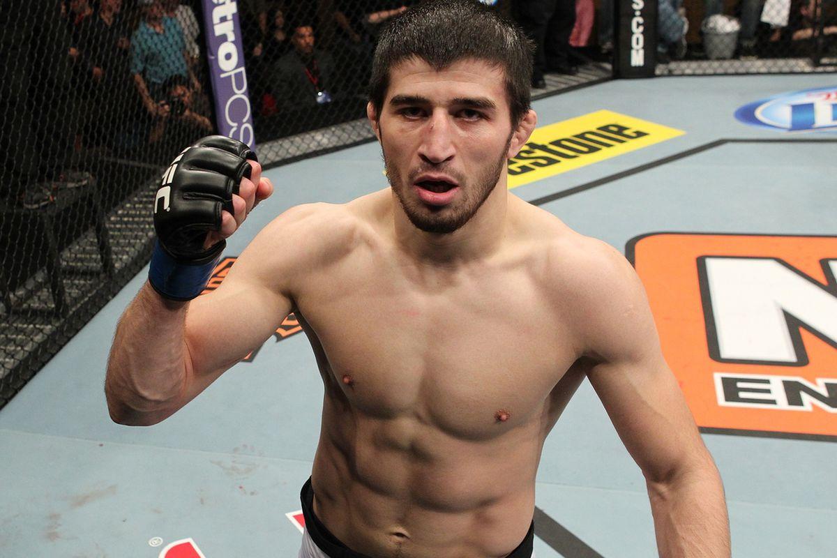 Rustam Khabilov