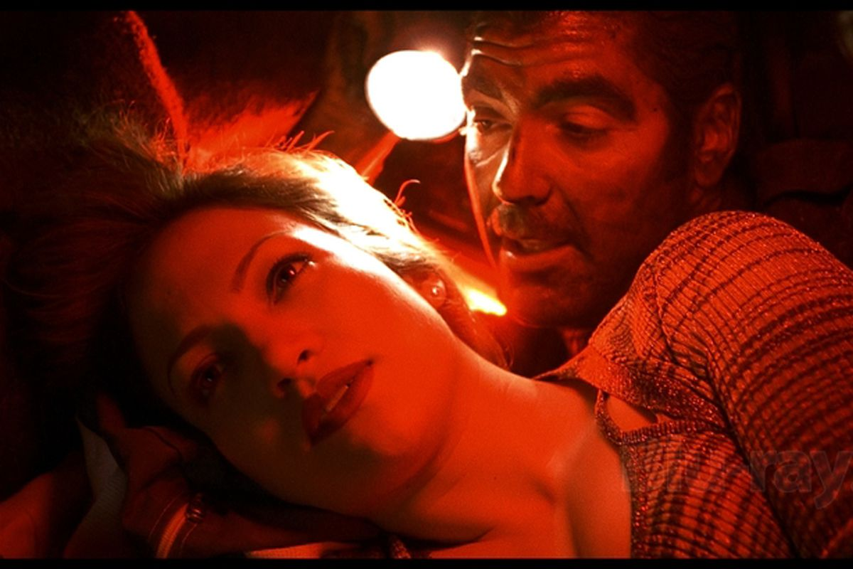 Jennifer Lopez and George Clooney in 'Out of Sight'