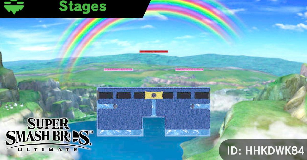 Smash Bros. stage builder brings the inevitable: memes, dongs and moderation