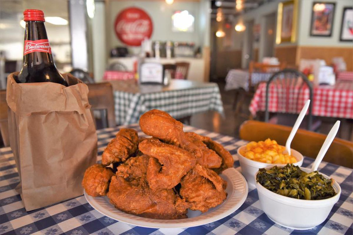 Gus S World Famous Fried Chicken Will Be Here Very Soon Eater Houston