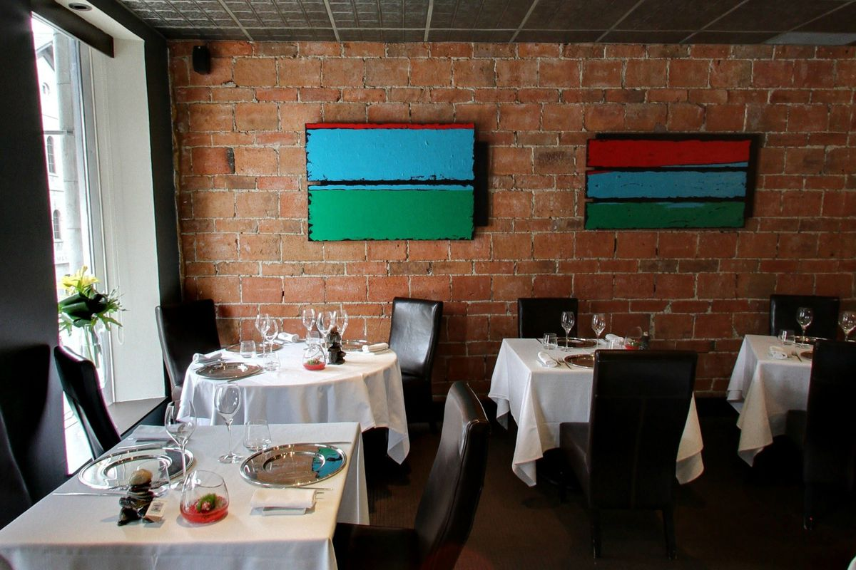 A look inside the best restaurant in Canada, maybe