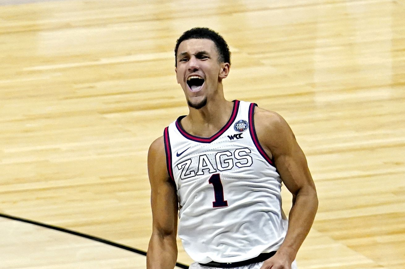 NCAA Basketball: Final Four-UCLA at Gonzaga