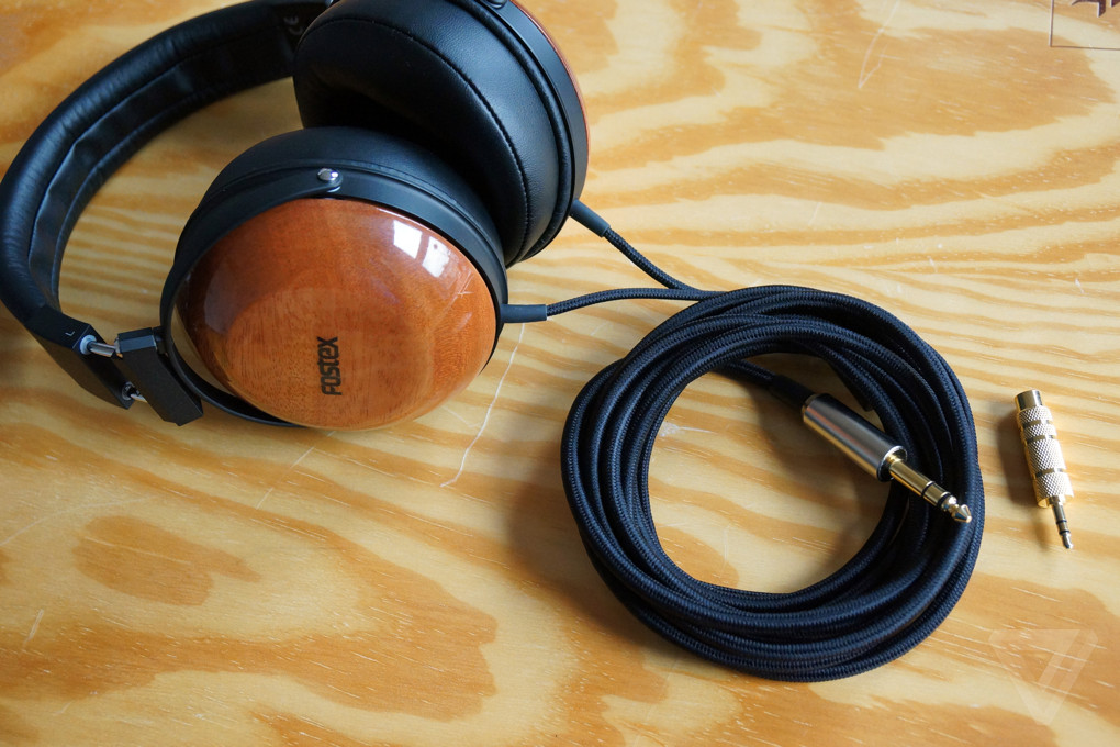These headphones were designed by audiophiles, and they're glorious