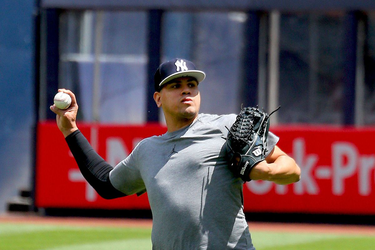 New York Yankees news: Injury updates on Dellin Betances, James Paxton