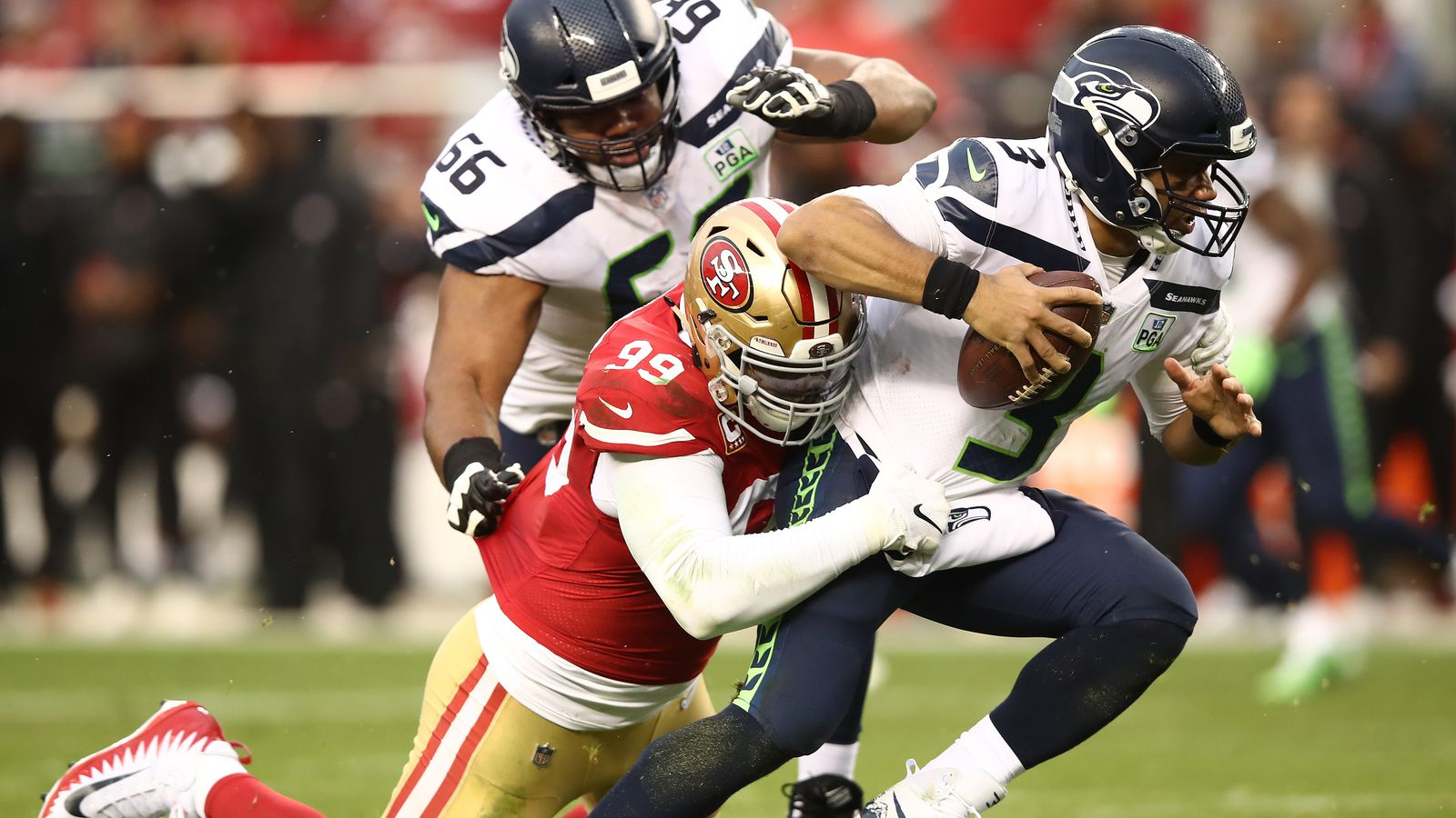 49ers vs. Seahawks final score: No playoffs yet in ...