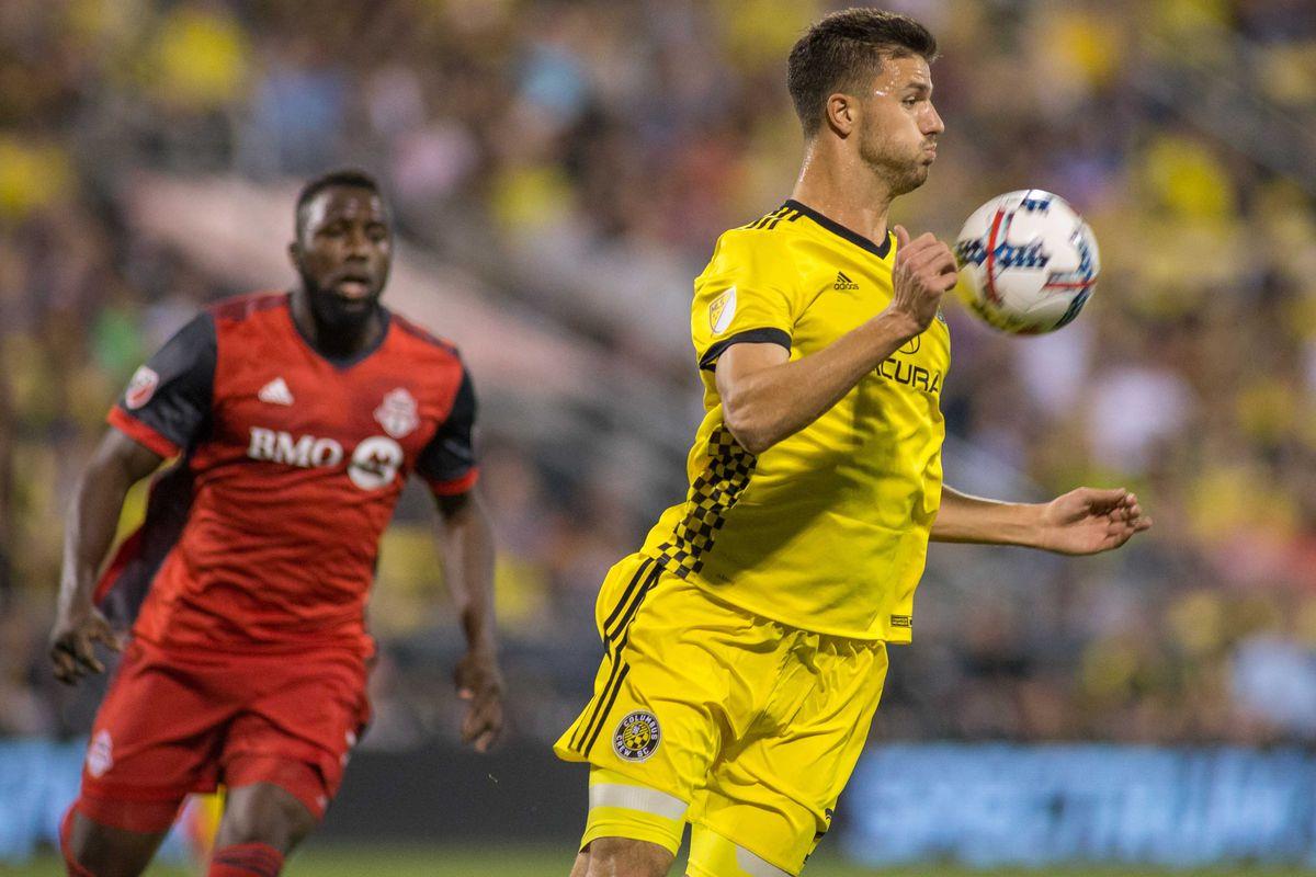MLS: Toronto FC at Columbus Crew SC