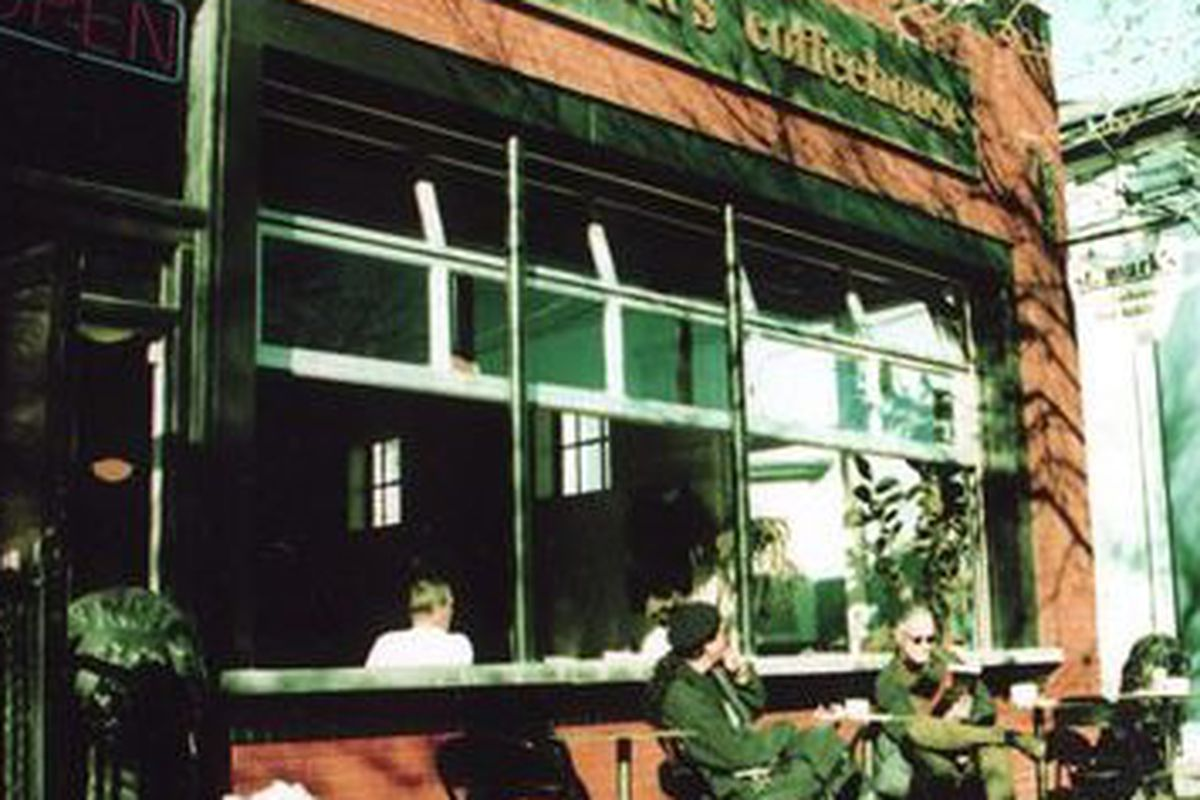 St. Mark's Coffeehouse
