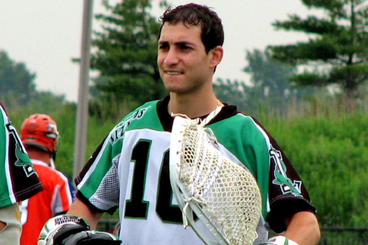 Andrew Goldstein played Major League Lacrosse from 2005-2006