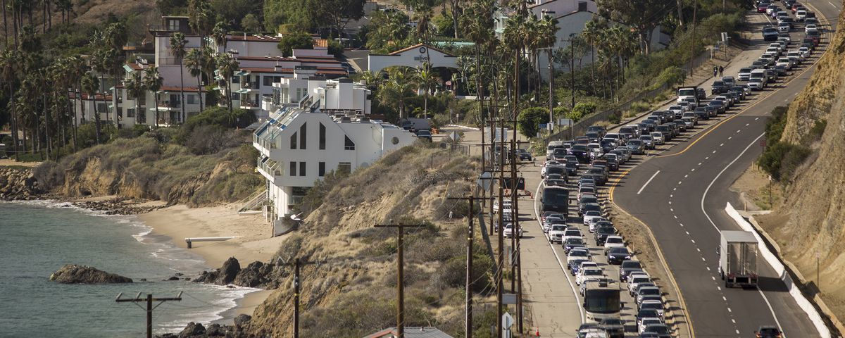 What's the best way to evacuate Los Angeles? - Curbed LA
