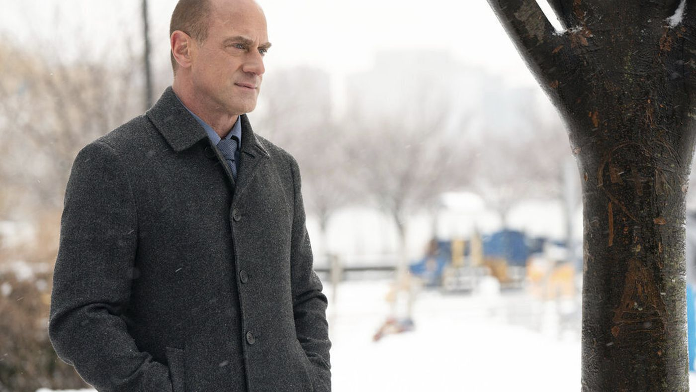 Stabler to what happened elliot What happened
