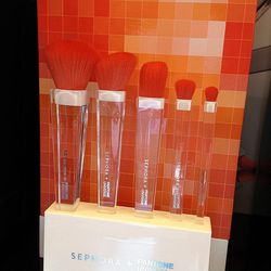 For $68, you can get a set of five brushes.