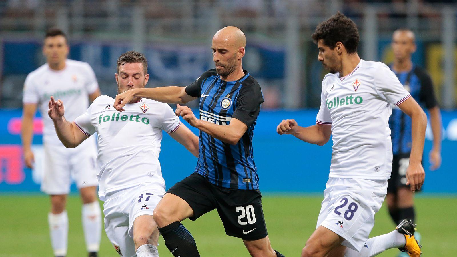 Inter Milan 3-0 Fiorentina: Recap and player ratings ...