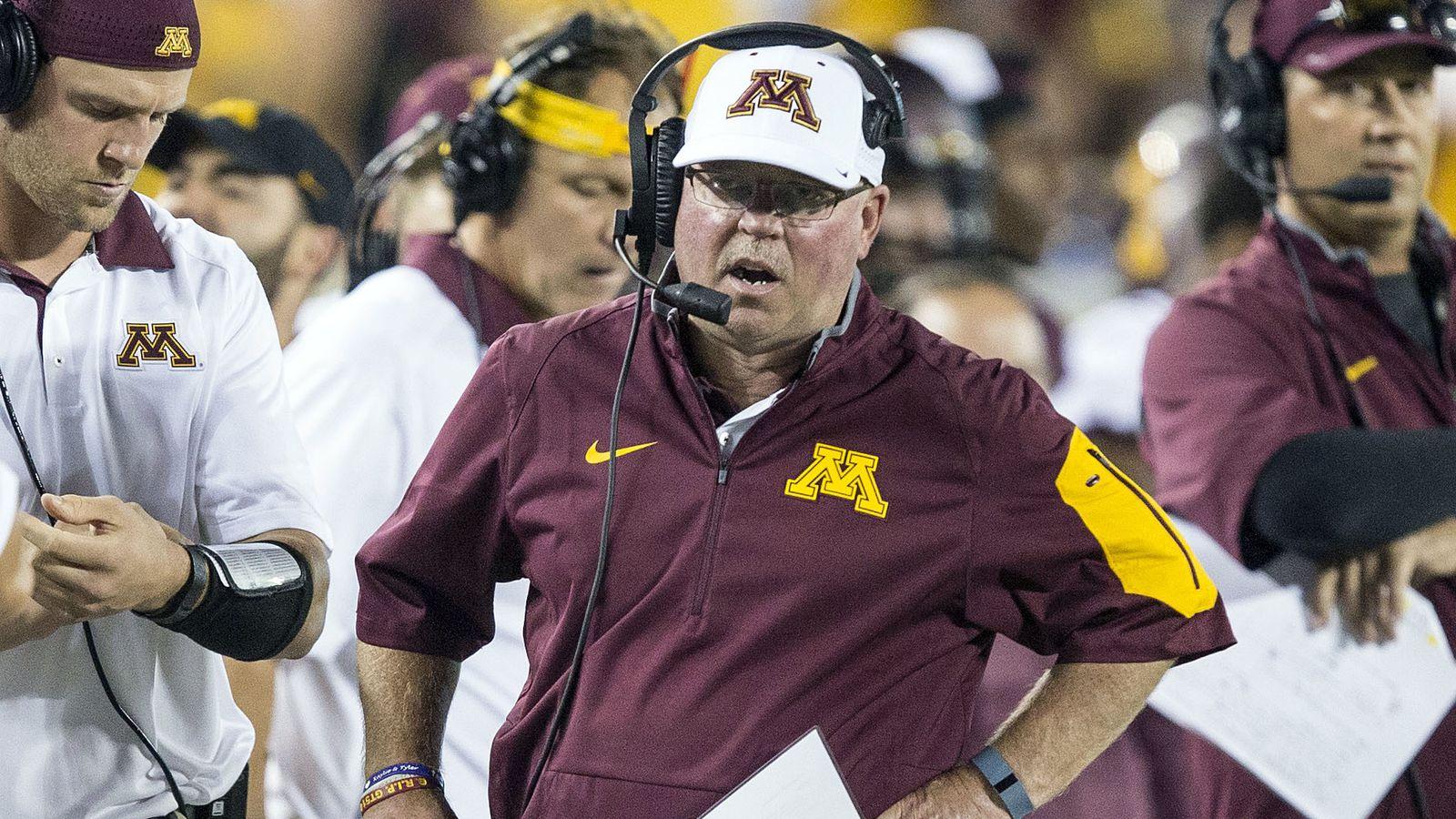 Former Minnesota Gophers Coach Joins Kansas State Staff
