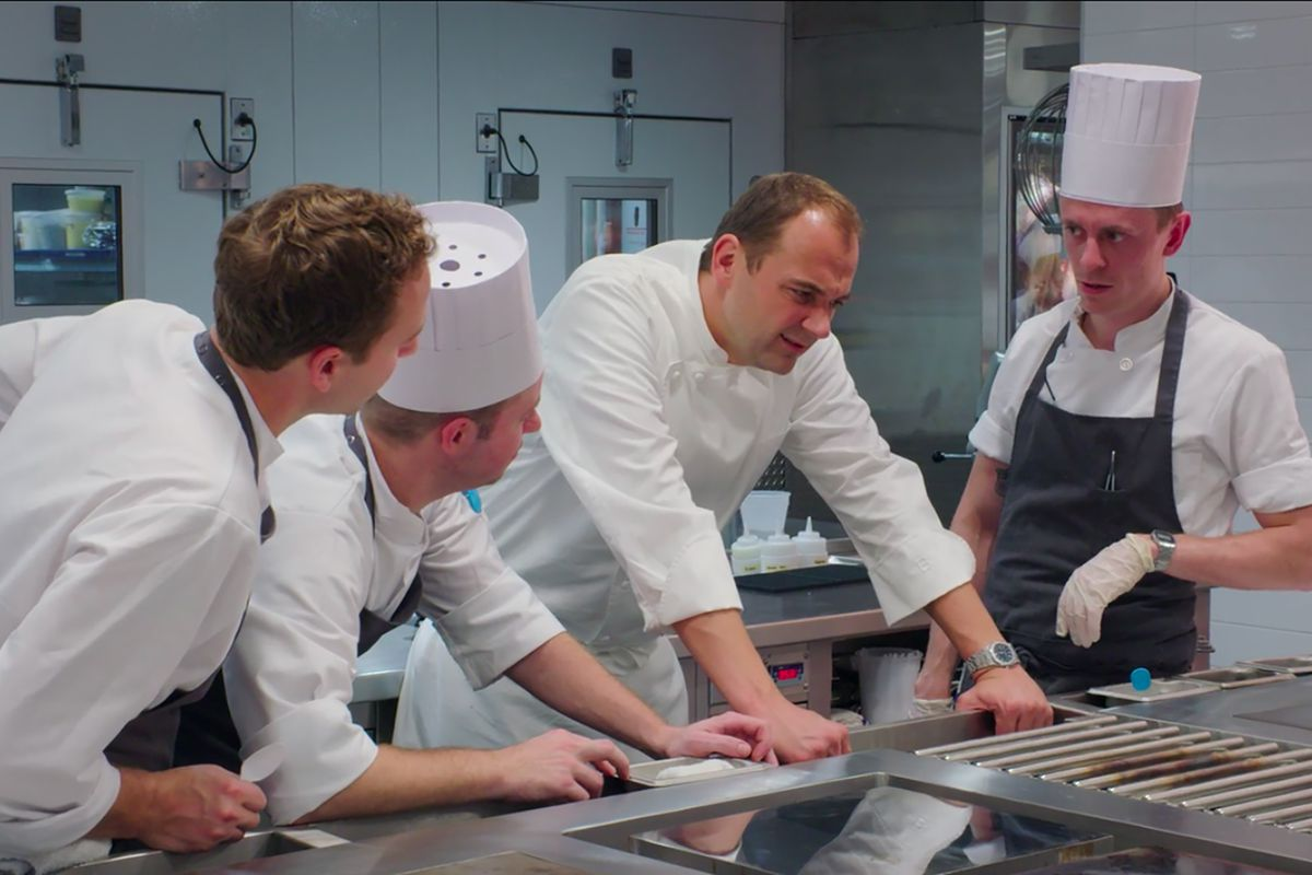 Eleven Madison Park Is the Restaurant Star of Netflix's '7 Days Out
