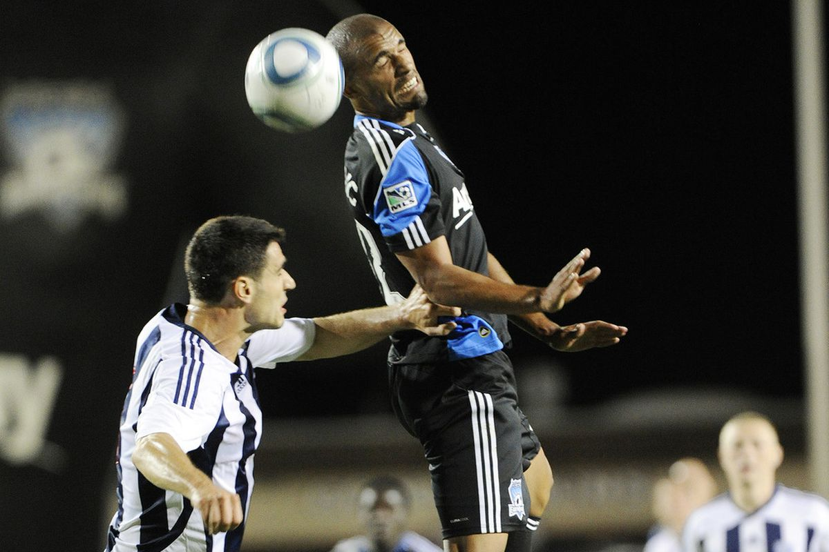 Seldom used forward Matt Luzunaris joins the player movements going on at San Jose. The Quakes rookie has been sent out on loan to Orlando City SC for the remainder of the summer.