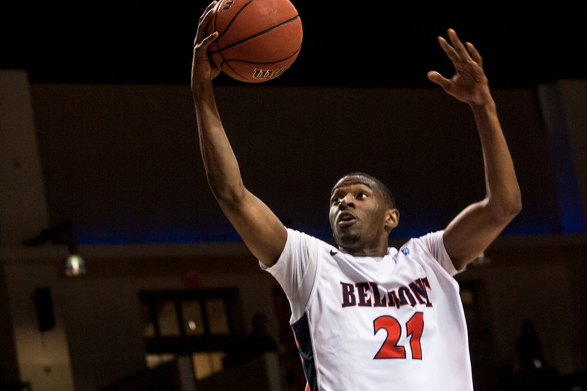 CO-OVC POTW, Ian Clark, will have to get hot if the Bruins are going to upset the Cats.