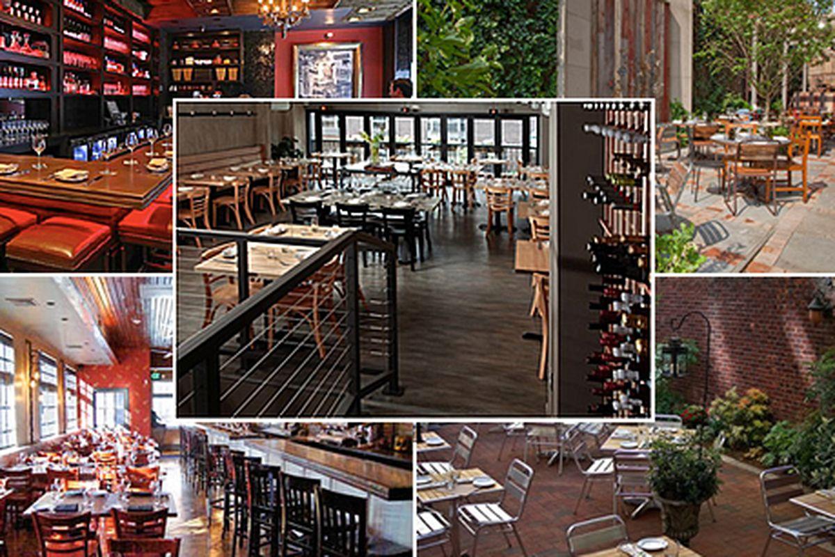 Stone Cold Stunners: Ela, Vernick, Talula's Garden, Jamonera, Rittenhouse Tavern.