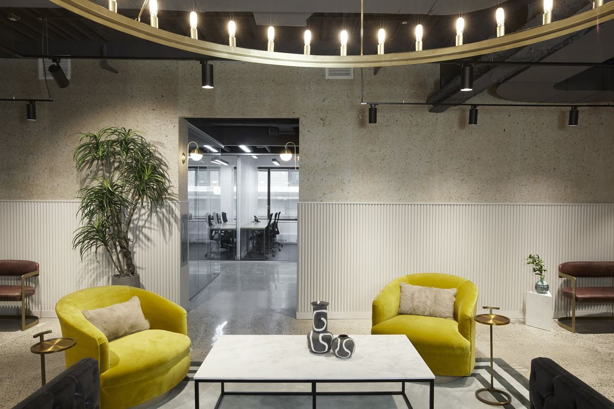 Nyc Shared Workspace Bond Collective Is Opening In D C Curbed Dc