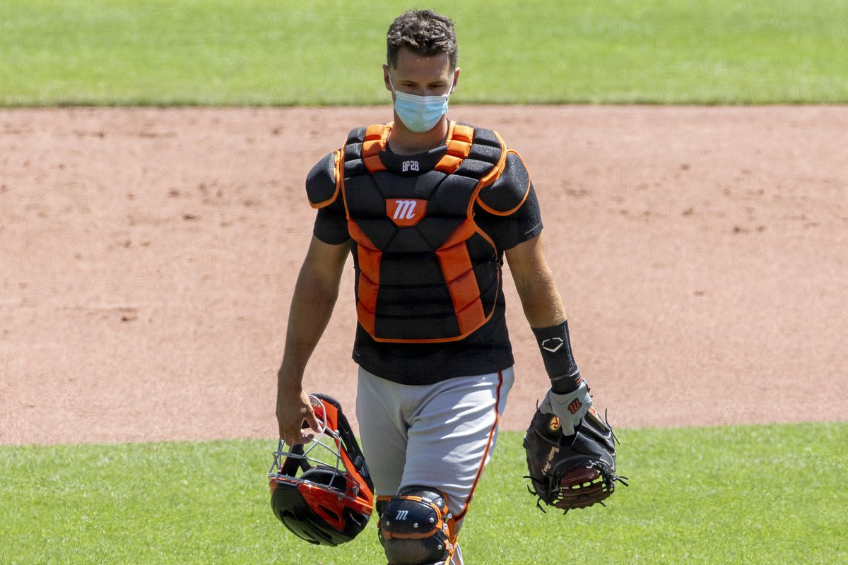 San Francisco Giants video: Buster Posey returns to Spring ...
