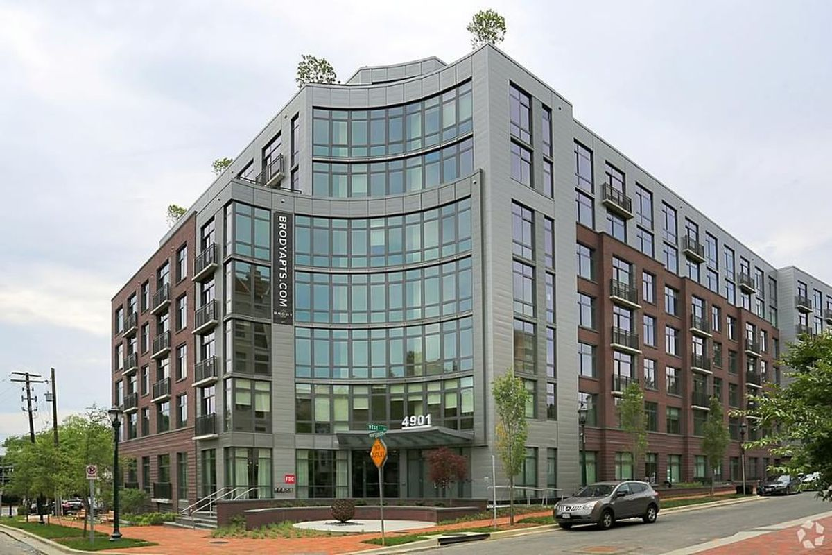 Bethesda's newest apartment building The Brody is ready for