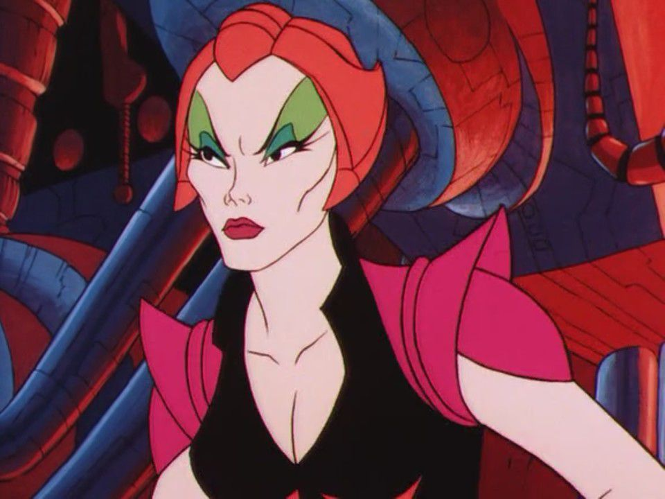 Image result for scorpia she ra filmation