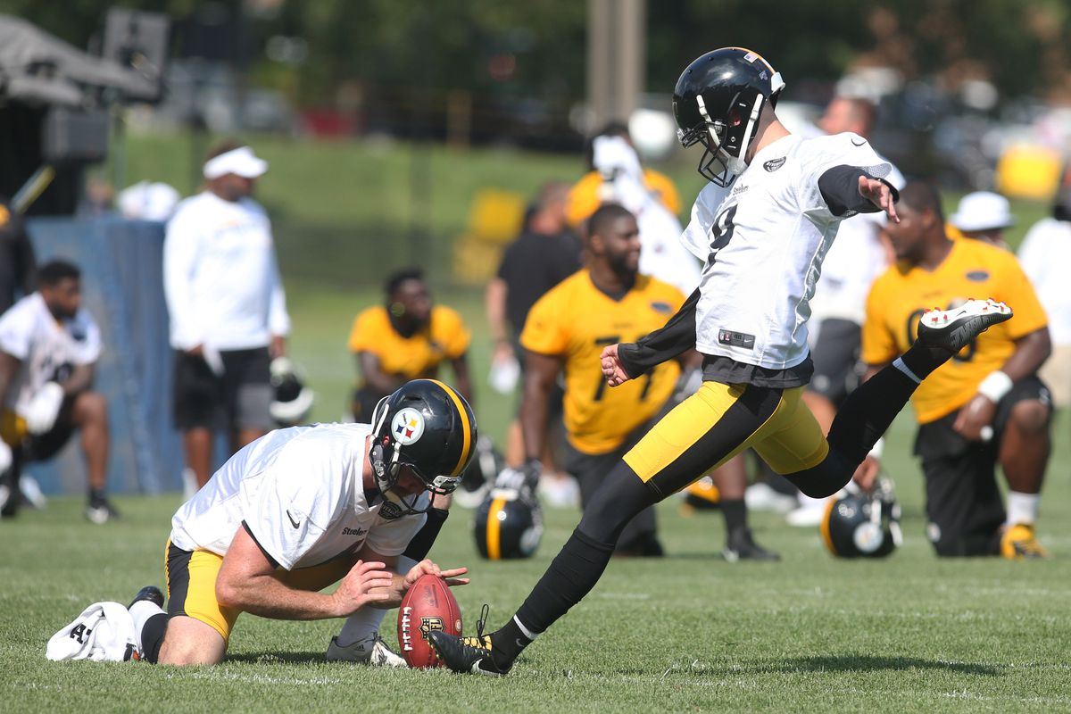 759d3c2a Steelers 2019 Training Camp Recap: Chris Boswell aces first live ...
