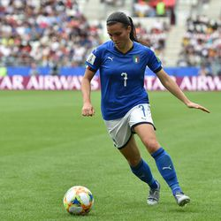 Alia is a stalwart for the Italian Women's team, ensuring future generations of Italian women have an opportunity for success on the world's stage.