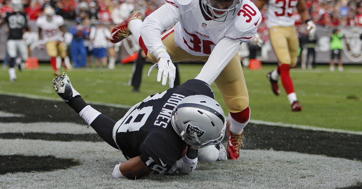 Raiderdamus' Wednesday Foretelling: Raiders vs. 49ers ...