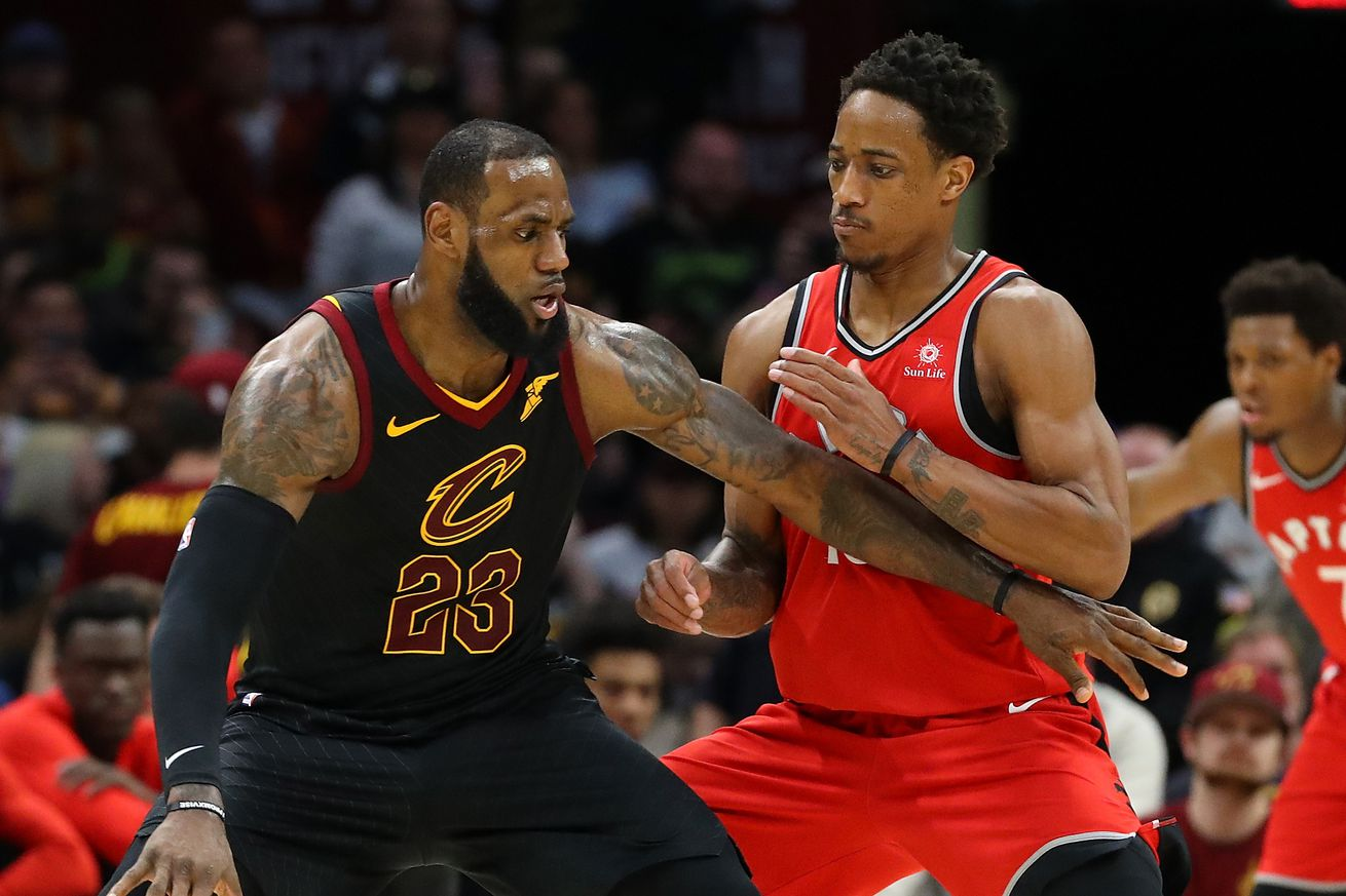 "Toronto Raptors Suspension Journal: The ""if the post-season were a movie"" rankings Part 1, Lebron James, DeMar DeRozan"