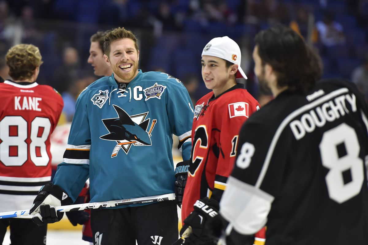 2017 NHL Skills Competition  Lineups announced for the All-Star skills  events 5f7a99109